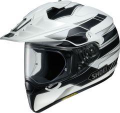 Shoei Hornet Adventure & Dual Sport Helmet Navigate  White